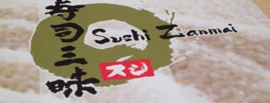 Sushi Zanmai (壽司三味) is one of Lieux qui ont plu à Jin Ju.
