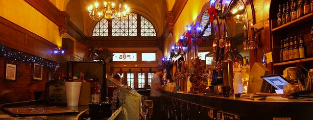 Grand Trunk Pub is one of 55 Bars Filled With Single Ladies.