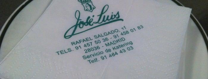 José Luis is one of Madrid.