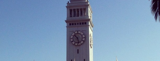 Ferry Building is one of San Francisco, CA Spots.