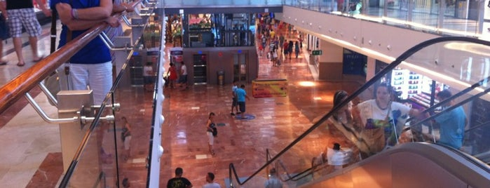 Centro Comercial Área Sur is one of Andalucia.