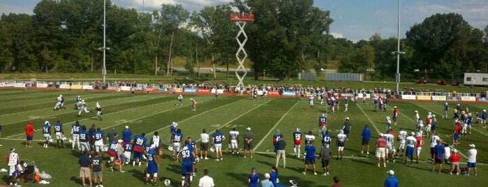 Buffalo Bills Training Camp is one of Cool places in NY (upstate).
