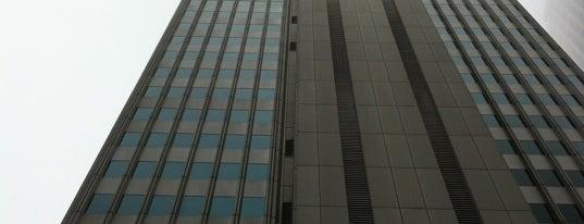 Shinjuku Nomura Building is one of Japon Tokio.