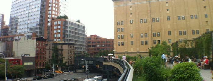 High Line is one of NY Must by Bellita!.