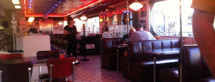 Court Street Diner is one of The Best of Athens, OH.
