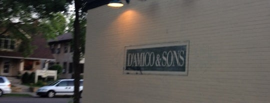 D'Amico and Sons is one of Derekさんの保存済みスポット.