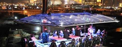 Dinner In The Sky is one of Great Vegas Views.