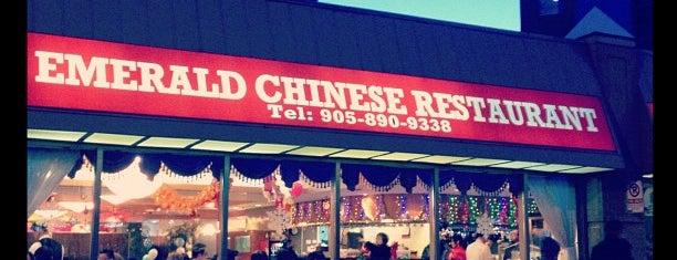 Emerald Chinese Restaurant 康翠酒樓 is one of Chris : понравившиеся места.