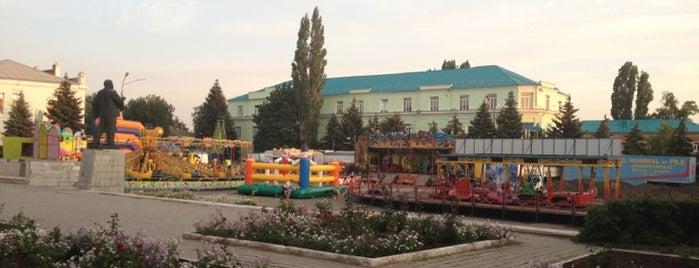 Константиновск is one of Города Ростовской области.