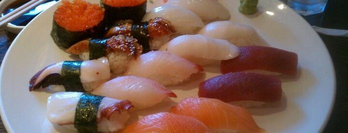Sushi Para II is one of Ate.