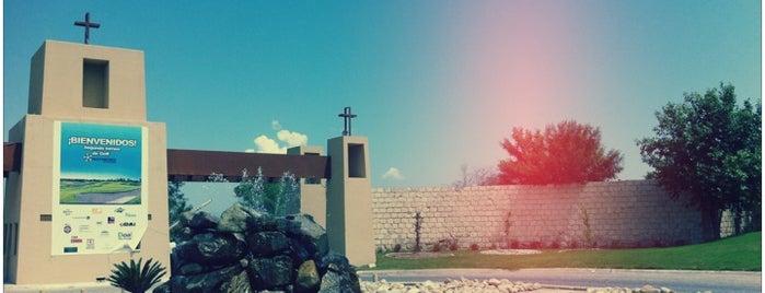 Las Cruces is one of lista de cosas por hacer.