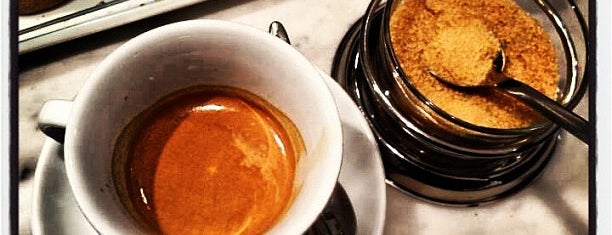 Zibetto Espresso Bar is one of Best in NYC.