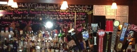 The Crazy Fox Saloon is one of Matt'ın Beğendiği Mekanlar.
