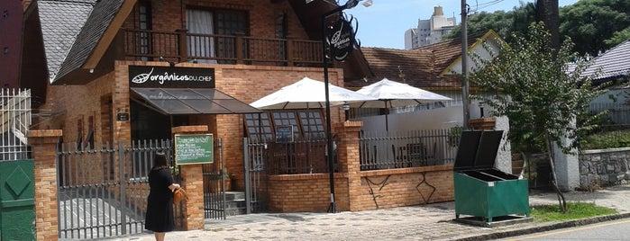 Bistrô Orgânicos Du Chef is one of Locais curtidos por Bares e Restaurantes de Curitiba.