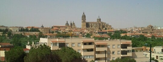 Parador de Salamanca is one of Lugares para volver siempre.