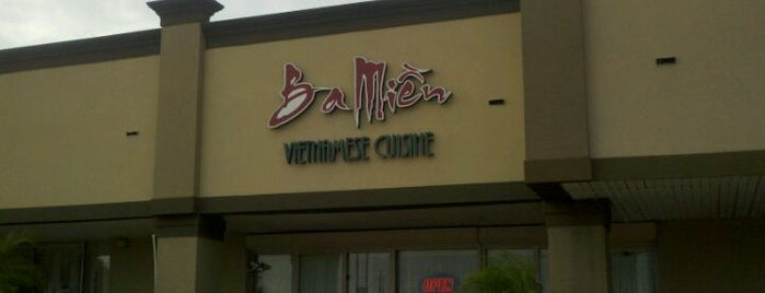 Ba Mien Family Restaurant is one of New Orleans To-Do List.