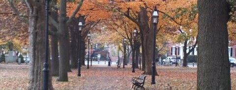 Salem Common is one of Yvette 님이 좋아한 장소.
