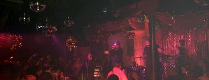 The Vagabond is one of Spring Break 2012 – Miami.