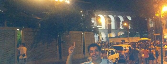 Circo Voador is one of Rio de Janeiro's best places ever #4sqCities.