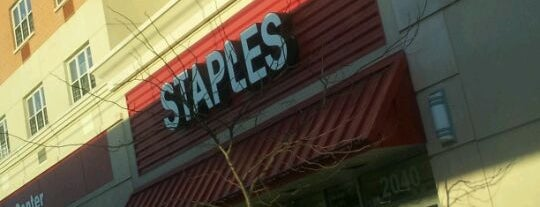 Staples is one of Posti che sono piaciuti a Jason.