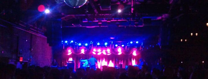 Brooklyn Bowl is one of Best Music Venues on the East Coast.