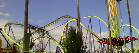 Six Flags Discovery Kingdom is one of Best Haunts and Scares In United States-Halloween.
