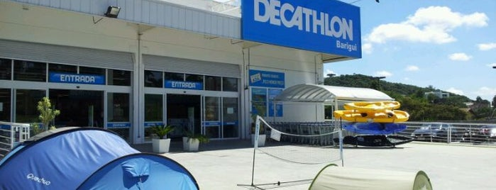Decathlon is one of Lieux qui ont plu à Sabrina.