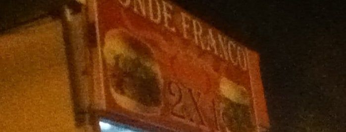 Donde Franco is one of Santiago.