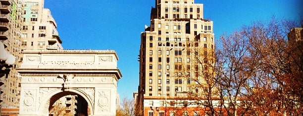 Washington Square Park is one of NYC Basic List.