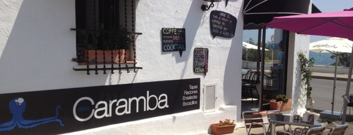 caramba is one of Altea.