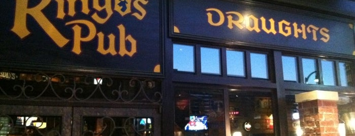 Ringo's Pub is one of Dallas Restaurants List#1.