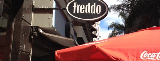 Freddo is one of Conaprole Trip.