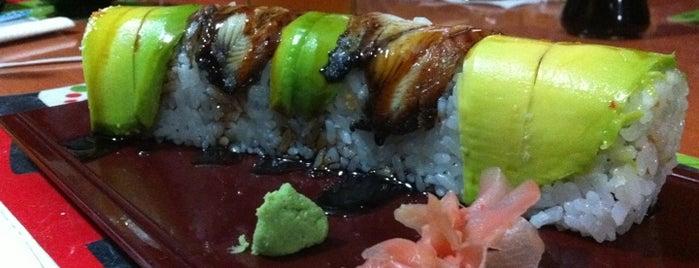 Koto Sushi is one of Locais curtidos por Massiel.