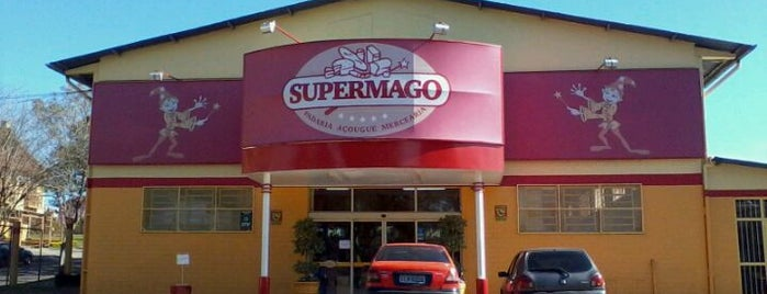 Supermago is one of Comida.