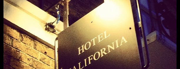 The California is one of Arjun 님이 좋아한 장소.