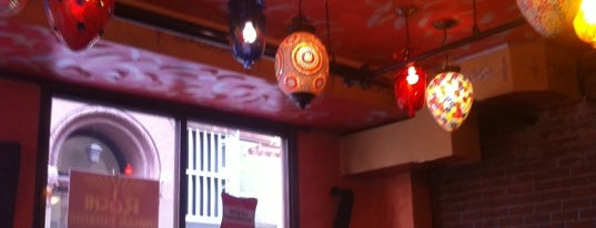 Ruchi Indian Cuisine is one of NYC: FiDi Luncher.