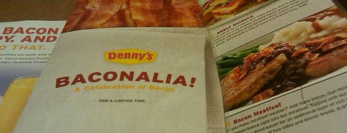 Denny's is one of Chris : понравившиеся места.