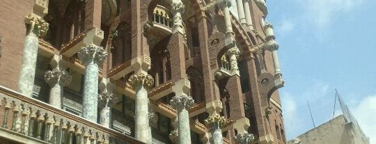 Palau de la Música Catalana is one of BCN musts!.