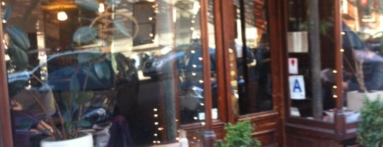 Café Grumpy is one of nyc.