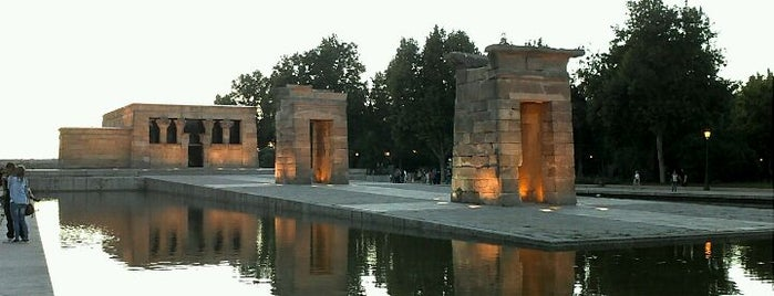 Templo de Debod is one of mylifeisgorgeous in Madrid.