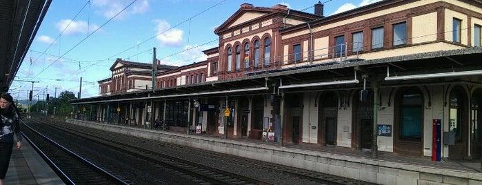 Bahnhof Düren is one of Bahnhöfe im AVV.