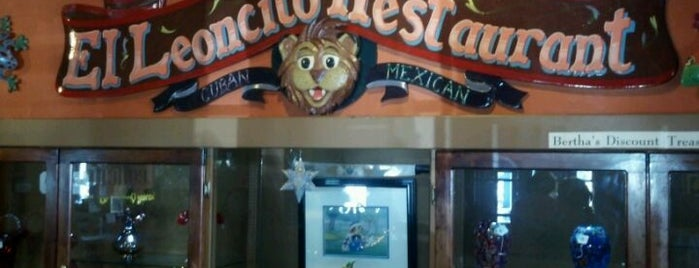 El Leoncito Mexican Restaurant is one of Discover Florida's Space Coast.
