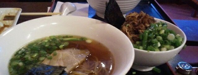 Samurai Noodle is one of Seattle Met's Best Cheap Eats 2011.