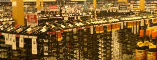 Cellar Wine & Spirits is one of DFW <-> OKC.