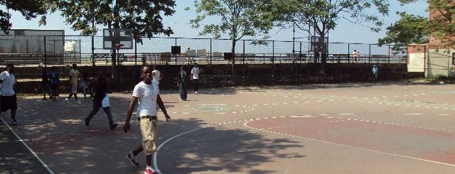 Brighton Playground is one of Where to play ball — Public Courts.