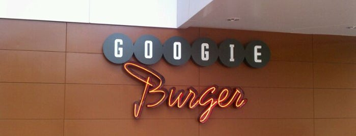 Googie Burger is one of Atlanta Burgers FTW.