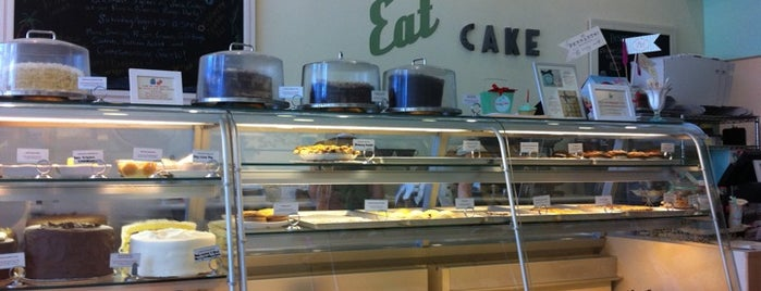 SusieCakes is one of David & Dana's LA BAR & EATS!.