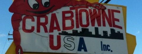 Crabtowne USA is one of Mimi 님이 좋아한 장소.