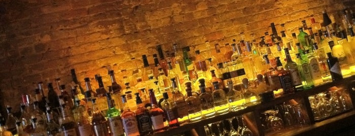 Brass Monkey is one of NYC Bars: To Go.