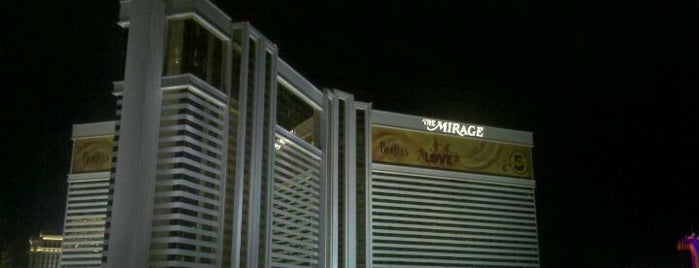 The Mirage Hotel & Casino is one of Best Places to Check out in United States Pt 3.